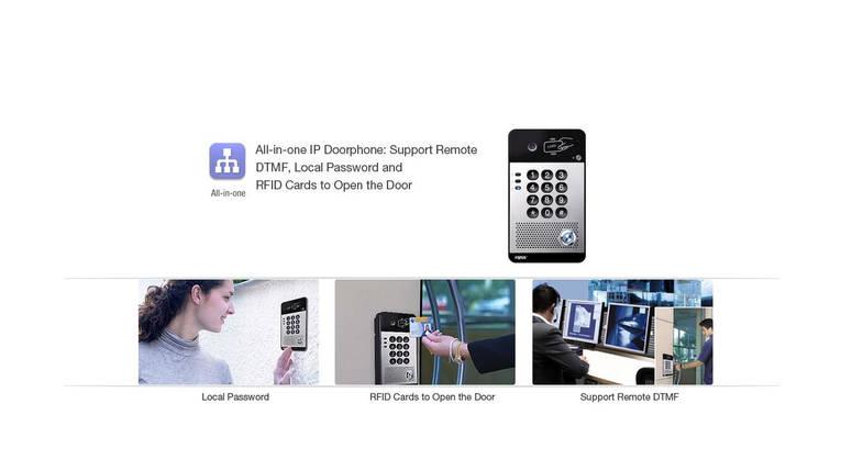 IP видео домофон Fanvil i31, фото 2