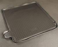 Резиновый коврик в багажник Nissan Pathfinder (R51) 04-10 Norplast