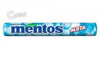 Жевательные драже Ментос / Mentos мятный, 37 г