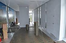 Киев. Монтаж системы отопления в студии красоты. Фото2