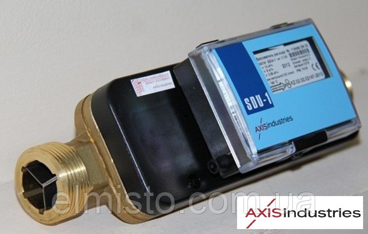 Ультразвуковой преобразователь расхода жидкости SDU-1 25-3,5 Ду25 резьбовое соединение, без батареи и кабеля.