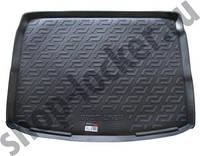 Резиновый коврик в багажник Nissan Qashgai 14- Lada Locer (Локер)