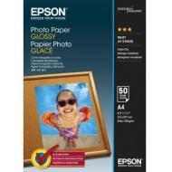 Бумага для фотопринтера Epson A4 Glossy Photo Paper 50 л. (C13S042539)