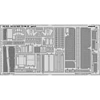 Фототравление 1/35 M1A2 Sep Tusk II (Tamiya) (код 200-369459)