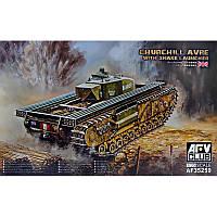 Танк Churchill Avre с Snake Launcher + сертификат на 50 грн в подарок (код 200-373354)