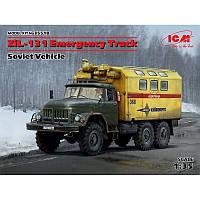 Советский автомобиль ЗиЛ-131 Аварийная служба (код 200-379504)