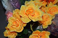 Букет Роза 7 голов 37 см