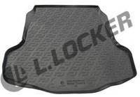 Резиновый коврик в багажник Nissan Teana 06- Lada Locer (Локер)