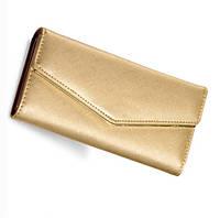 Клатч золотого цвета для женщин