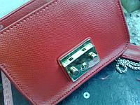 Ремонт застежки на сумочке FURLA