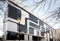 Алюминиевые композитные панели - идеальное решения для обшивки всевозможных конструкций.