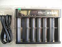 XTAR MC6 QUEEN ANT - 6-канальное зарядное для Li-Ion аккумуляторов
