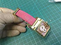 Ремешок из СКАТА для часов De Grisogono