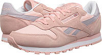 "Кроссовки женские Reebok Classic Leather Patina Pink от магазина ""tehnolyuks.prom.ua"" - 099-4196944"