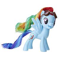 Май литл пони Радуга Рейнбоу Дэш из серии Пони-подружки. Оригинал Hasbro