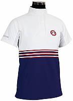 Турнирная рубашка с длинным рукавом и коротким рукавом от TuffRider