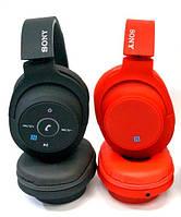 Блютус наушники Sony S100 MP3+FM