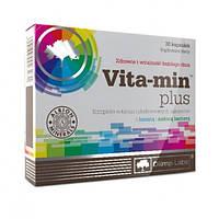 Витамины и минералы Olimp Labs Vitamin Plus (30 таб.)