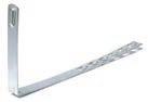 Прямой держатель под черепицу DKC ND2210ZC, сталь оцинкованная