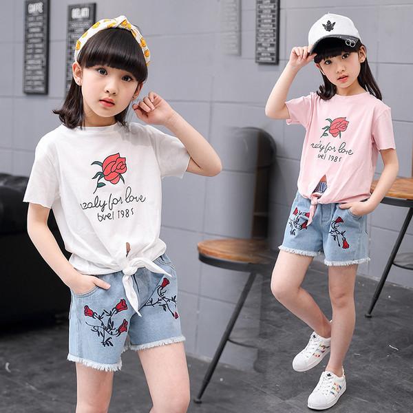 Детский костюм роза
