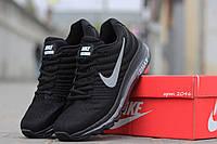 Кроссовки мужские Nike Air Max 2016 черные