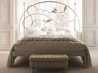 Кованая кровать ИК 025