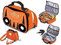 Детская термосумка рюкзак 2 в 1 Trunki Tipu Тигрик TRUA0293