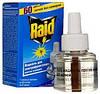 Жидкость от комаров Raid 60 ночей для электрофумигаторов без запаха