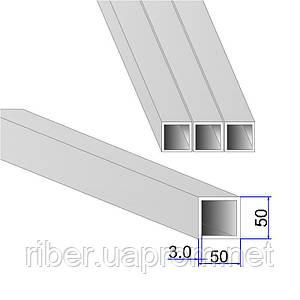 Металлическая труба 50х50х3 мм