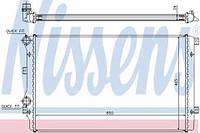 Радиатор охлаждения NISSENS 65280A
