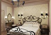 Кованая кровать ИК 601