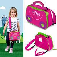 Детская термосумка рюкзак 2 в 1 Trunki Trixie TRUA0289