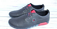 Летние мужские кроссовки сетка Ecco с 40 по 45 размер в Украине