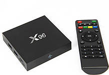 Приставка Android TV Box X96 Smart TV (Смарт ТВ) 1GB+8GB, фото 3