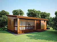 Проекти гостьових будинків