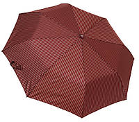 Мужской зонт полуавтомат 3708A bordeaux