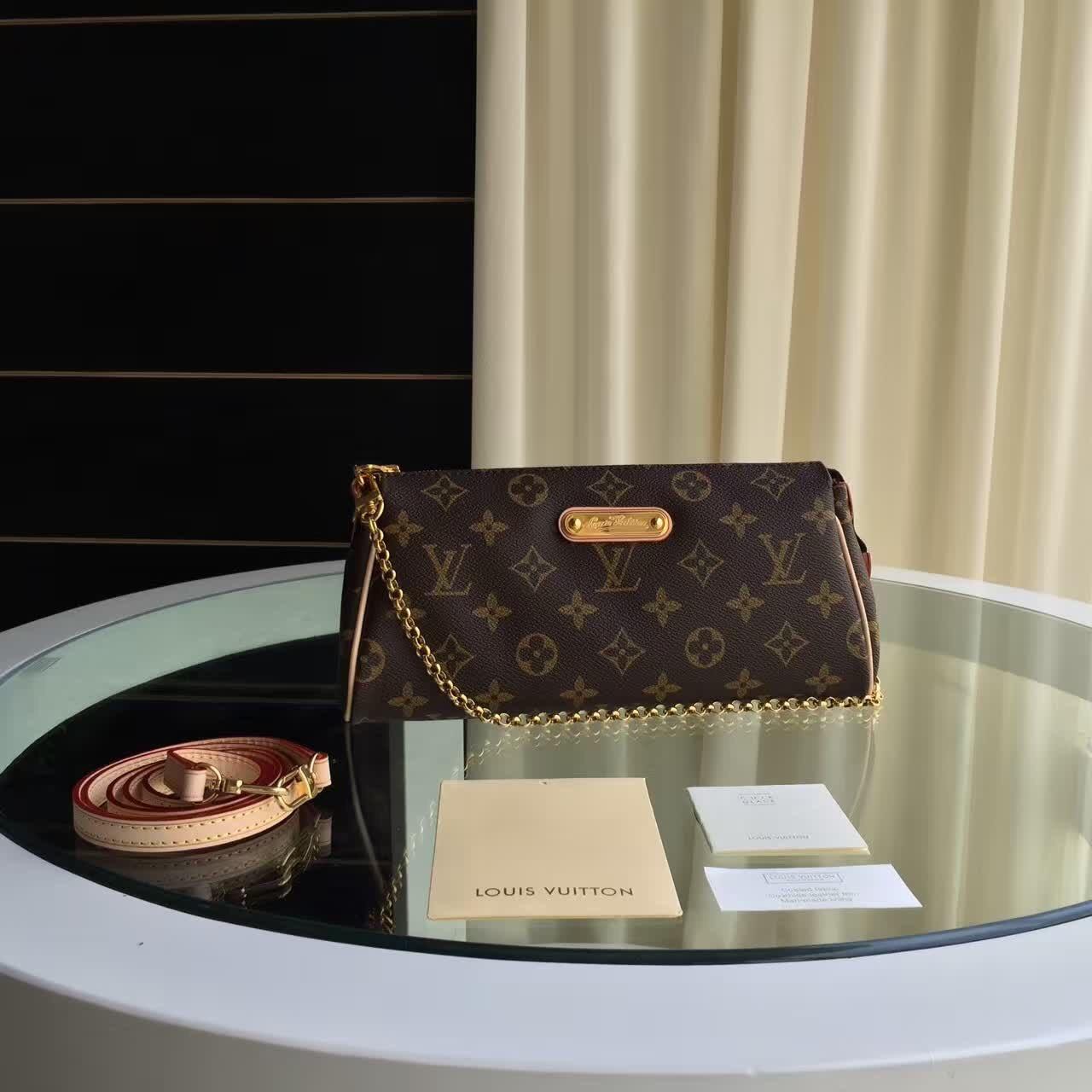 0522ccaf0906 Женская сумка Louis Vuitton Eva Monogram Canvas, цена 4 200 грн ...