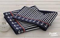 Полотенце махровое Blue marine