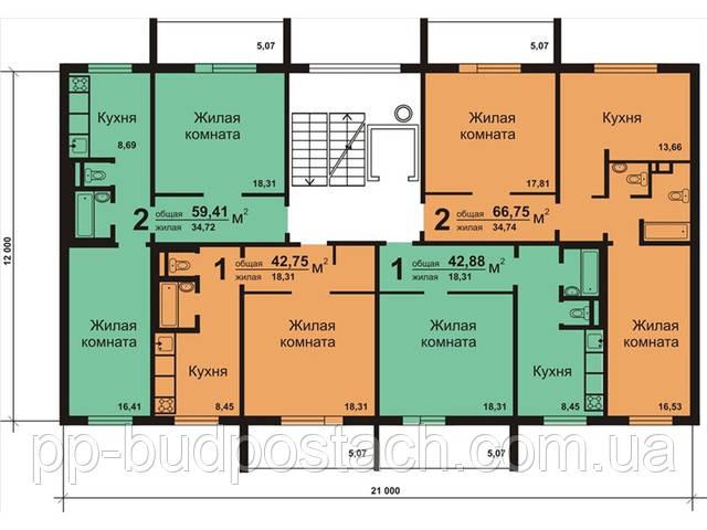 Що являють собою проекти панельних будинків?