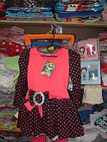 """Платье для девочки """"Нинэль""""р 116-122-Украина"""