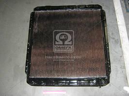 Радиатор вод. охлажд. КАМАЗ 5320 (3-х рядн.) медн. , 5320-1301010-С