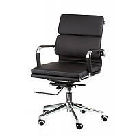 Кресло офисное Solano 3 artleather black