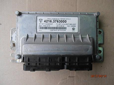 Блок управления двигателем М10.3   4216.3763 000, фото 2