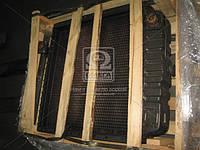 Радиатор вод. охлажд.  с дв.СМД 20, 22 (5-ти рядн.) (пр-во г.Бузулук), 150-1301010-6