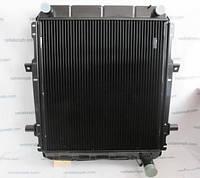 Радиатор КрАЗ-65055 с дв. 238ДЕ2, -БЕ2 (4-х рядн.) ремонт с гарантией (Автомаш), 65055-1301010-01р