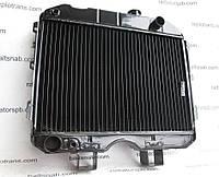 Радиатор УАЗ, БАЗ (3-х рядн.) (Автомаш) ремонт, 3741-1301010-04