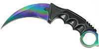 Нож керамбит CS GO градиент