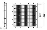 Сливная решетка Emaux EM2812, фото 3