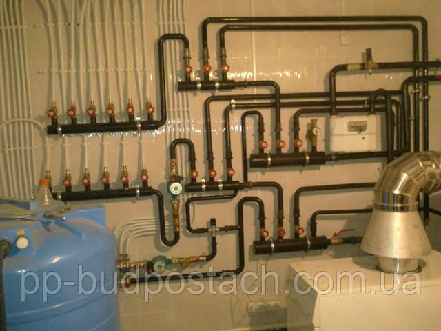 Проектування водопостачання та водопроводу