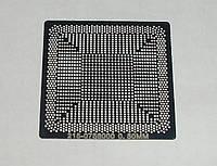 BGA шаблоны ATI 0.5 mm 215-0758000 трафареты для реболла реболинг набор восстановление пайка ремонт прямого на